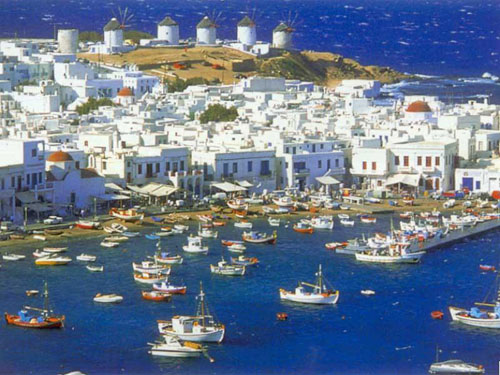 Smilecity for Grecia vacanze