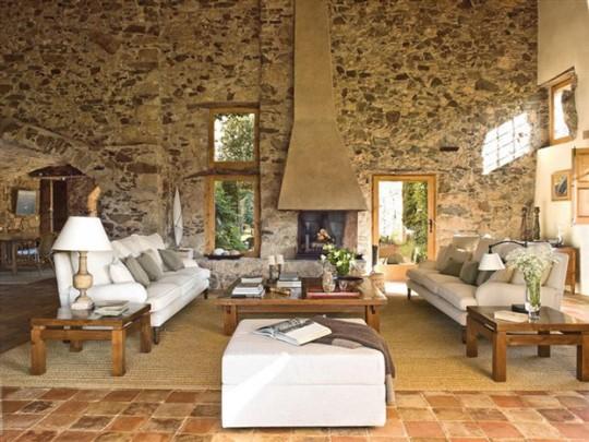 Arredamento rustico, larredamento perfetto per le case di montagna